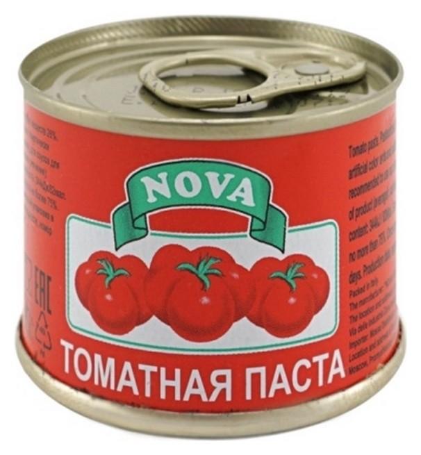 Томатная паста Nova Frutta, 70г  Маяк