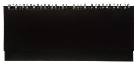 Планинг недатированный черный,305х130, 64 л.,ideal  Альт
