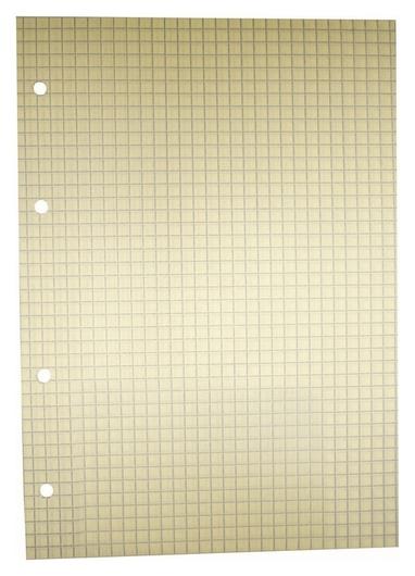 Сменный блок тонир,желтый,80л,а5  NNB