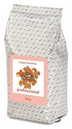 Чай Ahmad Tea Professional английский завтрак листовой 500г 1591  Ahmad Tea