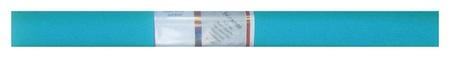 Бумага для творчества креповая Werola, 50см*250см 32г/м бирюзовая,12061-124  Werola