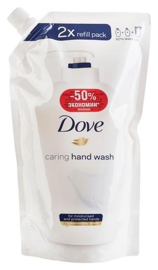 Мыло жидкое Dove 500мл крем(Мягкая упаковка) Dove