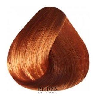 Купить Краска для волос Estel Professional, Краска-уход De Luxe , Россия, Тон 7/44 русый медный интенсивный