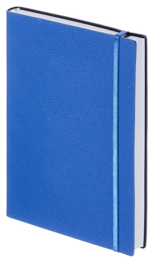 Ежедневник недатированный синий, А5, 160л., Prime Az683/blue  InFolio