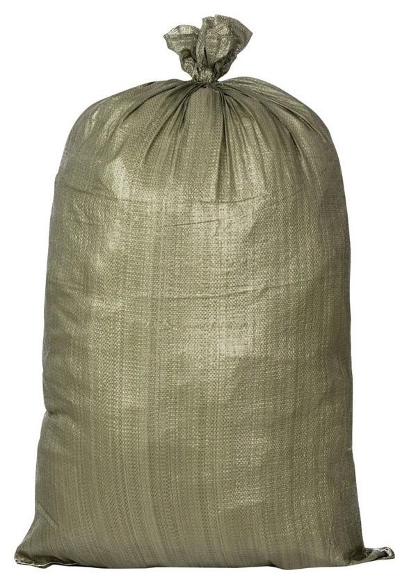 Мешок ПП 70x120см 2С зеленый 100 шт/уп  NNB