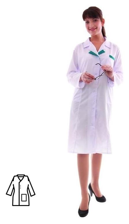 Халат медицинский м01-хл женский (Р.44-46) 170-176 NNB