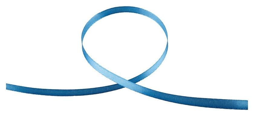 Лента обвязочная для прошивки документов синяя, 100 м 3шт/уп  NNB