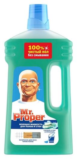 Универсальное чистящее средство Mr. Proper горный ручей 1л Mr. Proper