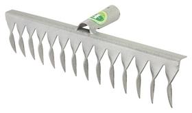 Грабли витые 14-зубые, 350мм, б/черенка (61752)