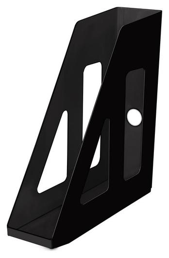 Вертикальный накопитель Attache 70мм черный лт511ае  Attache