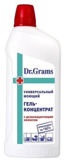 Универсальное чистящее средство Dr.grams 750мл концентрат с дез.эффектом  Dr.Grams