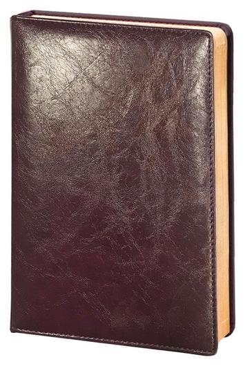 Ежедневник недатированный бордо, тв пер А5, 160л, Challenge I504d/bordo  InFolio