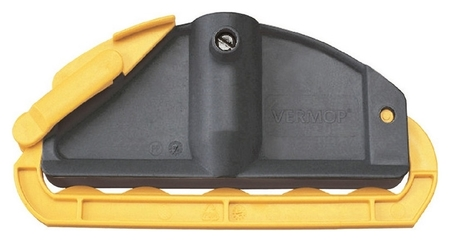 Держатель мопа Vermop Aquva (Кентукки) антрацит/жёлтый 8024  Vermop