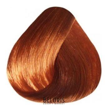 Купить Краска для волос Estel Professional, Крем-краска De Luxe Silver , Россия, Тон 7/44 русый медный интенсивный