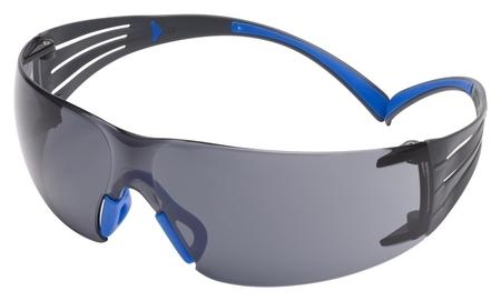 Очки защитные открытые 3М Securefit 402 затемненные (Арт Sf402sgaf-blu-eu) 3M