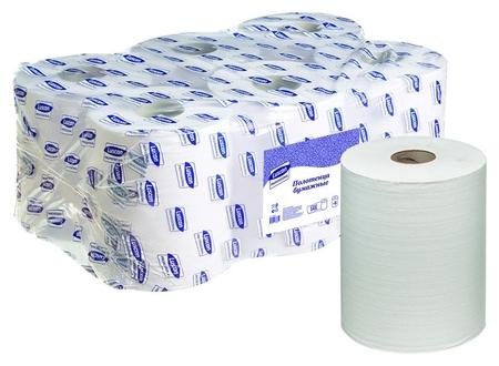 Полотенца бумажные для дисп. Luscan Professional 2сл143м 6рул/уп  Luscan