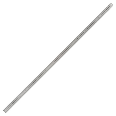 Линейка металлическая Attache 100 см 5шт/упк  Attache