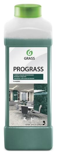Профхим универсал нейтрал арома. для поверхн и пола Grass/prograss,1л  Grass