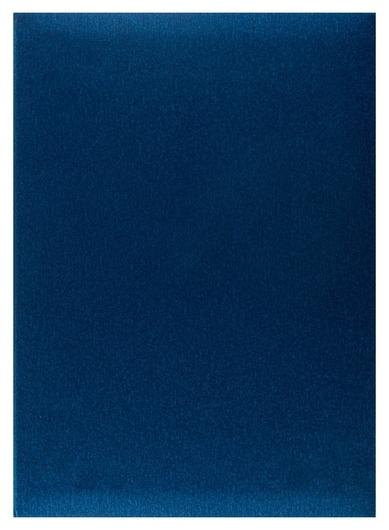 Папка адресная, танго, синий, А4  NNB