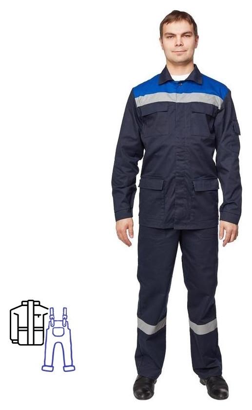 Спец.одежда летняя костюм л05-кпк (Р.52-54) 182-188 NNB