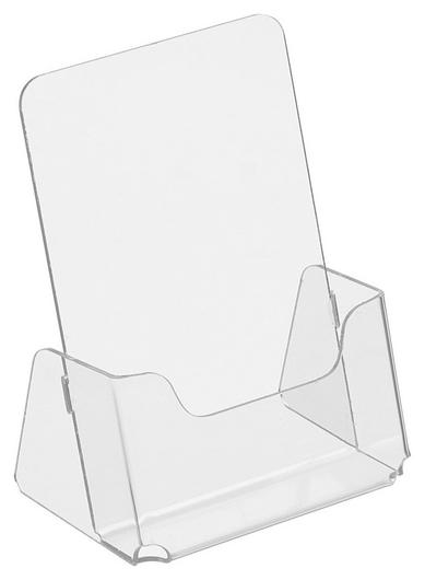 Подставка настольная Attache 1/3 А4 110x170мм вертикальная 1отделениеакр  Attache