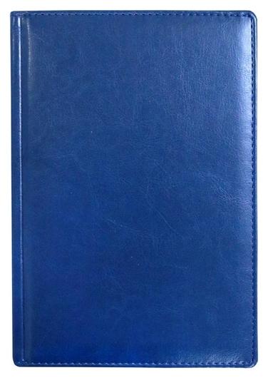 Ежедневник недатированный синий 148х218мм,тонир. 176л,аттасне небраска  Attache