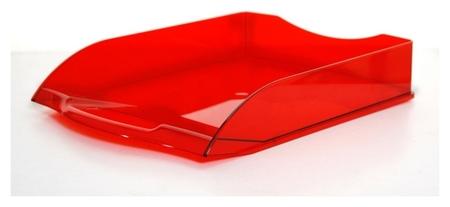 Лоток для бумаг Attache яркий офис 340х250х60 тонир вишня Attache