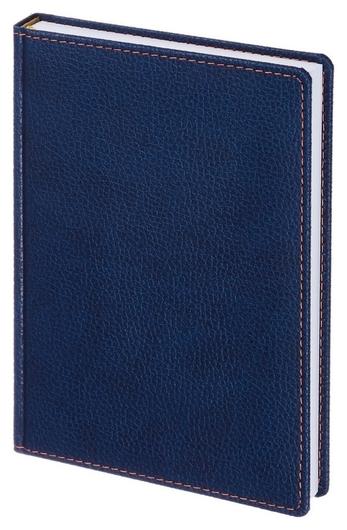 Ежедневник недатированный а5,142x210мм,176л,синий аттаснеbizon  Attache