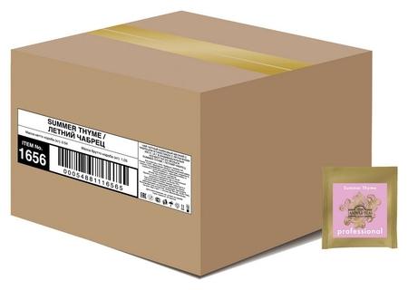 Чай Ahmad Tea Professional черный летний чабрец, 300пакx1,8г1656  Ahmad Tea