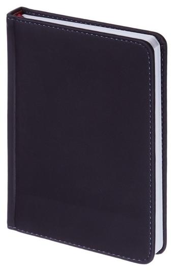 Ежедневник недатированный A6+, 136л, Velvet темно-синий Navy 3-495/16  Альт