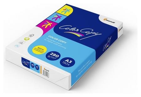 Бумага для цв.лазер.печ. Color Copy (А3,280г,161%cie) пачка 150л.  Color copy