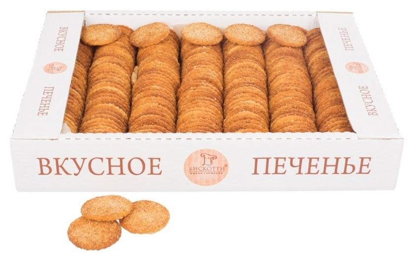 Печенье печенье бискотти орешек? 1800гр  Бискотти