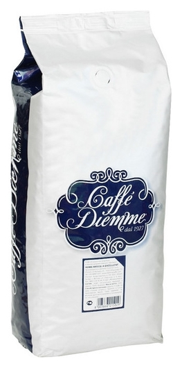 Кофе Diemme Caffe Miscela Excellent в зернах, 1 кг  Diemme Caffe