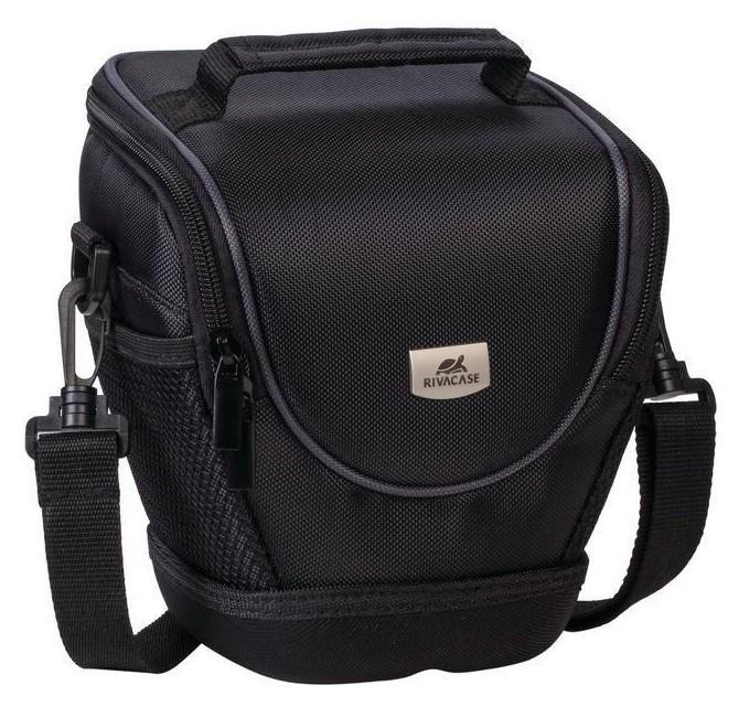 Сумка для фото/видео Riva 7205a-01 (PS) Digital Case Black  RIVACASE