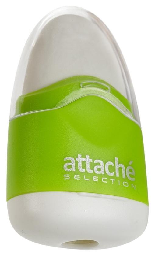 Точилка Attache Selection с ластиком Attache