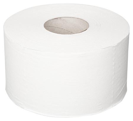 Бумага туалетная для дисп Luscan Professional 2сл бел цел 200м 12рул/уп  Luscan