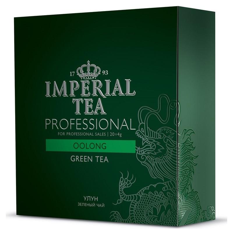 Чай императорский грандпак улун, 20 пак X 4гр/уп73-59 Imperial Tea Collection