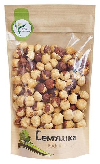Орехи фундук семушка жарен., 250г  Семушка