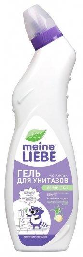 Гель для чистки унитазов Лемонграсс  Meine Liebe