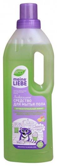 Средство для мытья пола универсальное Антибактериальный эффект  Meine Liebe