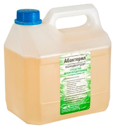 Дезсредство абактерил 3 л (Концентрат)  Абактерил