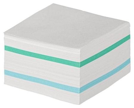 Блок для записей Attache Economy запасной 9х9х5 цветной 65 гр 92  Attache