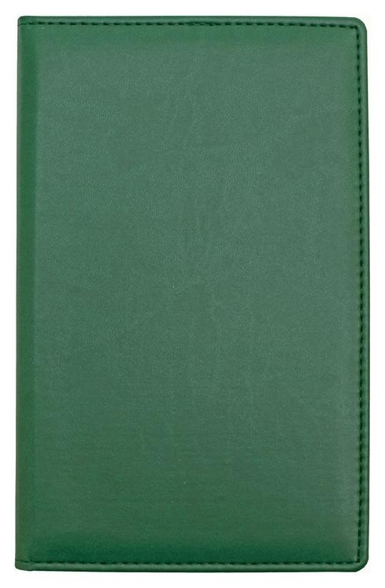 Визитница настольная 72виз,зеленый,к сез.набору,а5,133х202мм,attache вива  Attache