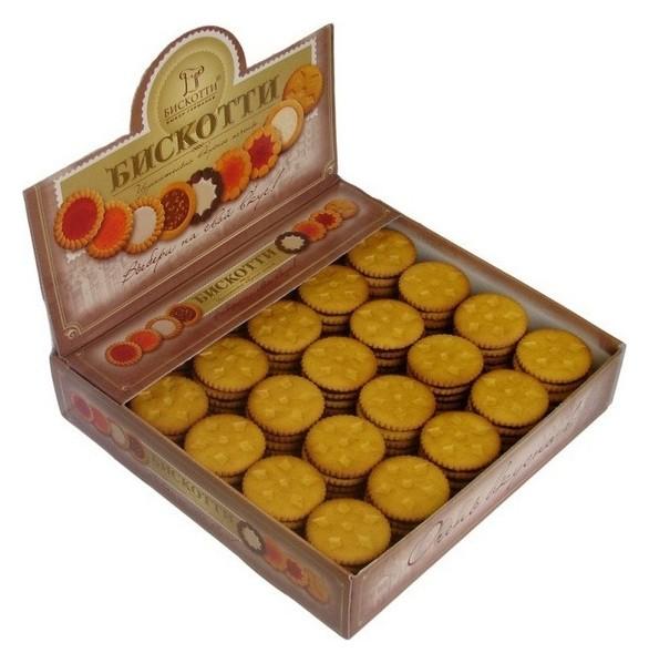 Печенье бискотти шокко 1,75кг  Бискотти