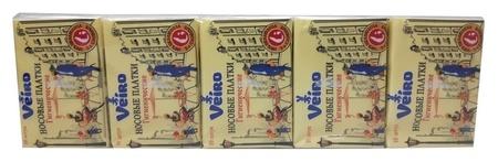 Платки носовые Veiro 3-сл. белые 7т10 мини 10л*10пач/уп.  Veiro professional