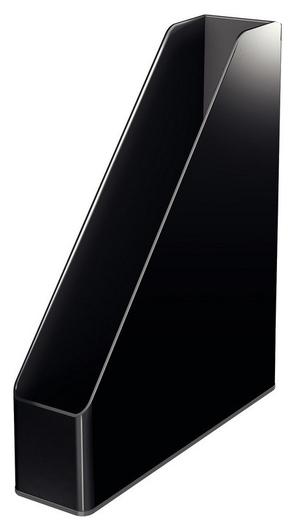 Вертикальный накопитель Leitz WOW 70мм двухцветный черный  Leitz