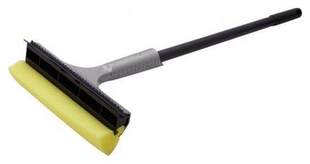 Швабра для мытья окон (Губка, сгон, черенок 44см) Sv3869  Svip