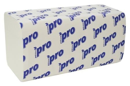 Полотенца бумажные для держ.pro 2сл 200л/пач 20пач/кор V-слож.c197  NNB