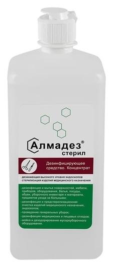 Дезсредство алмадез-стерил, 1л  Алмадез