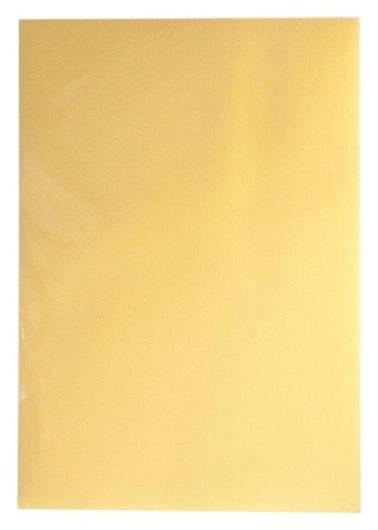 Дизайн-бумага золотистый металлик (А4,130г.,уп.20л.)  NNB